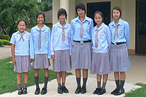 Children at Mercy International in Thailand are cared for by PFO