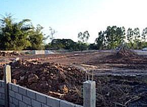 Mercy Children's Village  under construction